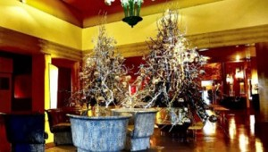 The BAUERs hotel Christmas