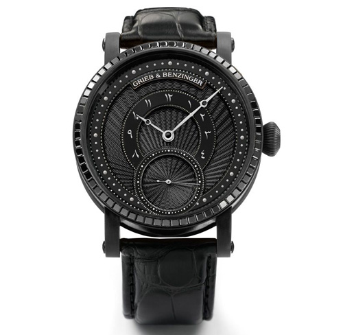Pharos Centurion Imperial Watch by Grieb & Benzinger