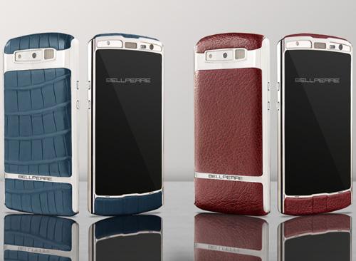 Bellperre Touch smartphone