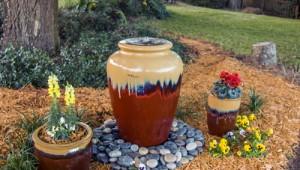 Water Gallery bubbler fountain