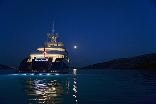 MARY JEAN II Superyacht