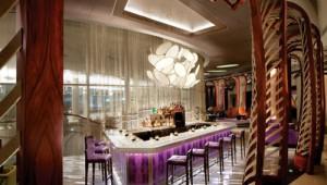 VICE VERSA Patio & Lounge at Vdara Hotel & Spa in Las Vegas