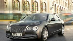 2015 Bentley Flying Spur V8 luxury car