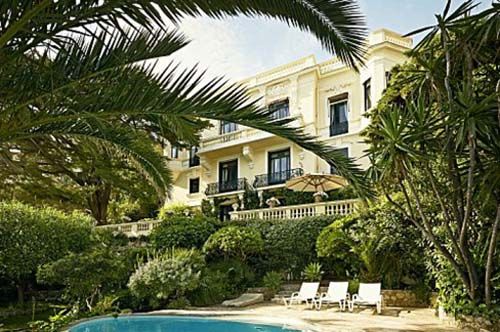 Cote d'Azur luxury home