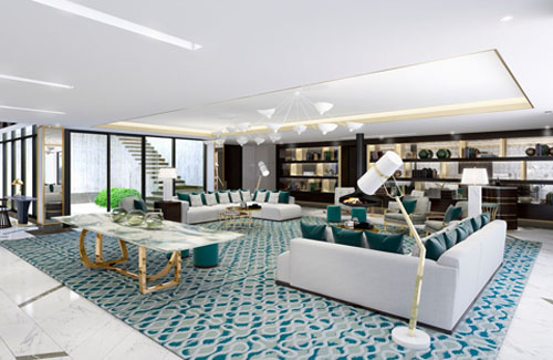 The London West Hollywood Hotel - Penthouse Suite