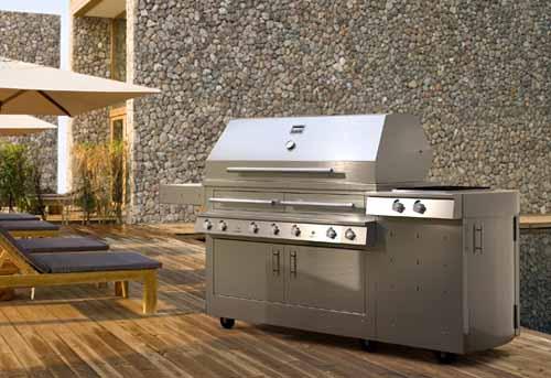 Kalamazoo K750HT bbq grill