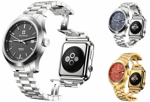 Nico Gerard - Pinnacle Watch with Apple Watch