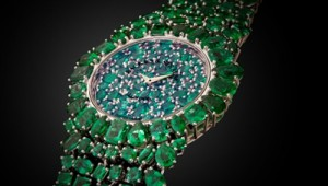 Backes & Strauss - Piccadilly Princess Royal Emerald Green Watch