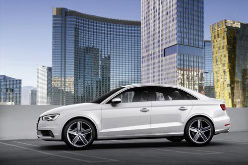 2015 Audi A3 TDI sedan