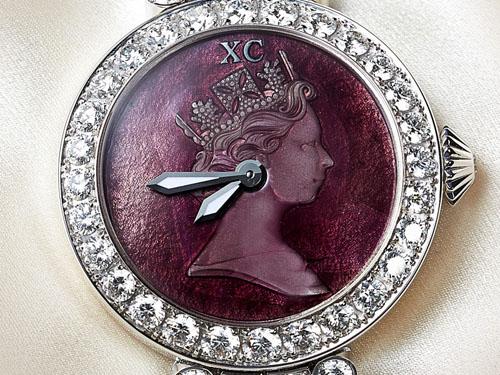 Backes & Strauss Princess Elizabeth watch