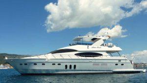 Midas Touch - luxury yacht