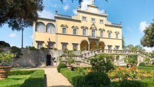 Villa Antinori near Florence, Italy