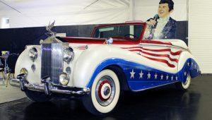 Liberace Bicentennial Rolls Royce