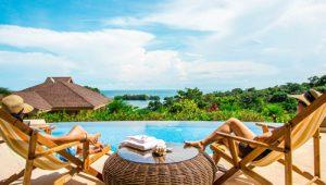 Red Frog Beach island resort - Panama