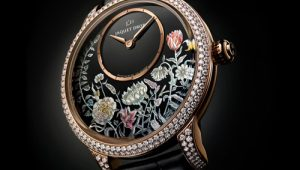 Jaquet Droz - Petite Heure Minute Thousand Year Lights Watch