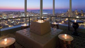 Cityscape San Francisco Lounge