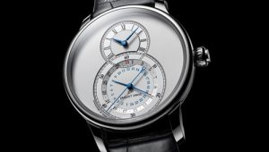 Jaquet Droz Grande Seconde Dual Time Watch