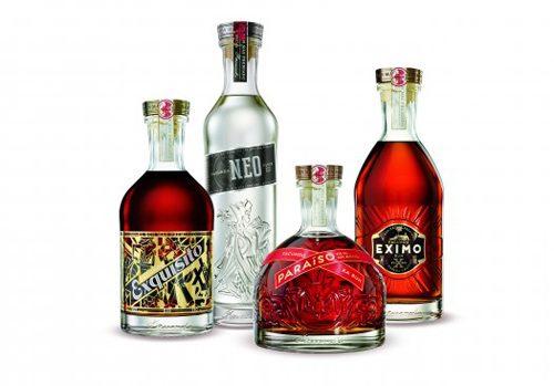 Bacardi FACUNDO Rum Collection