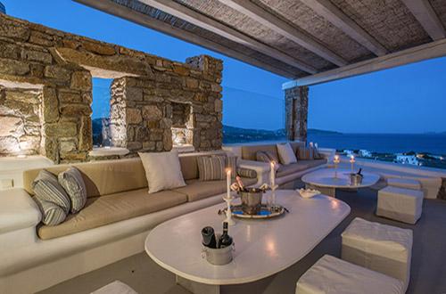 Alegria Villa - Mykonos, Greece