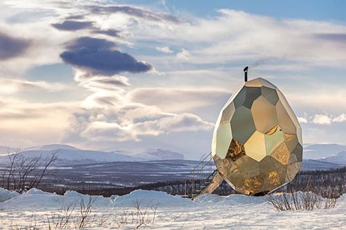 Solar Egg - Sweden