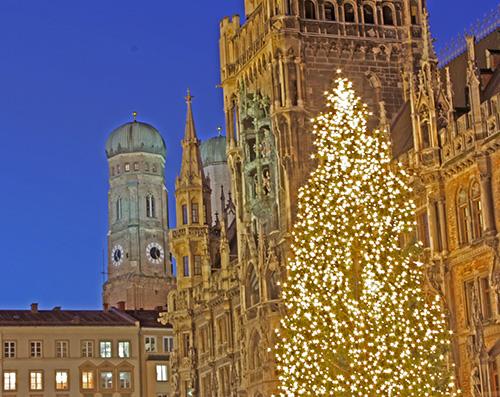 Bavaria Munich Christmas experience