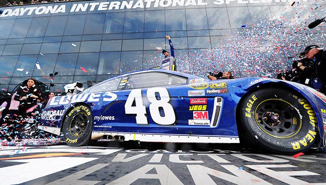 Daytona 500 NASCAR race