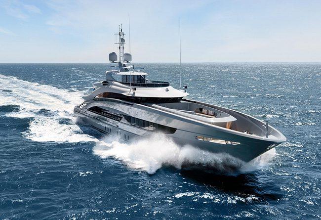 Heesen Yachts luxury yacht - new 50 Metre Steel Class: Omaha