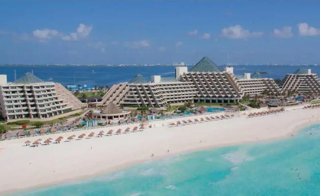 Paradisus Playa Mujeres, Cancun, Mexico