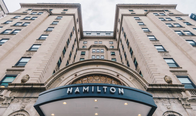 Hamilton Hotel - Hamilton Hotel - Washington DC