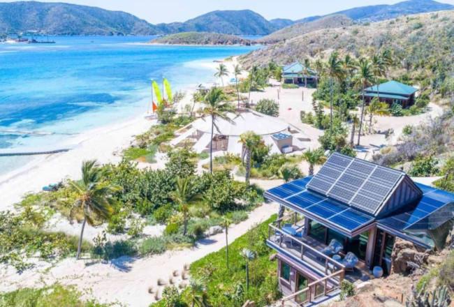 Eustatia Island - Caribbean luxury villa