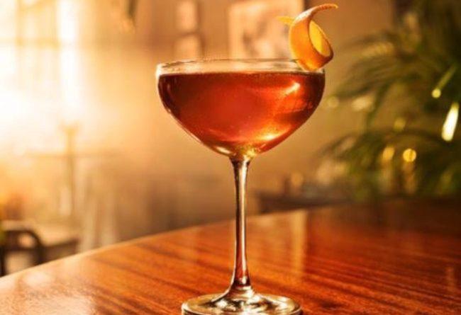 Cuatro Presidente - Premium BACARDI cocktails