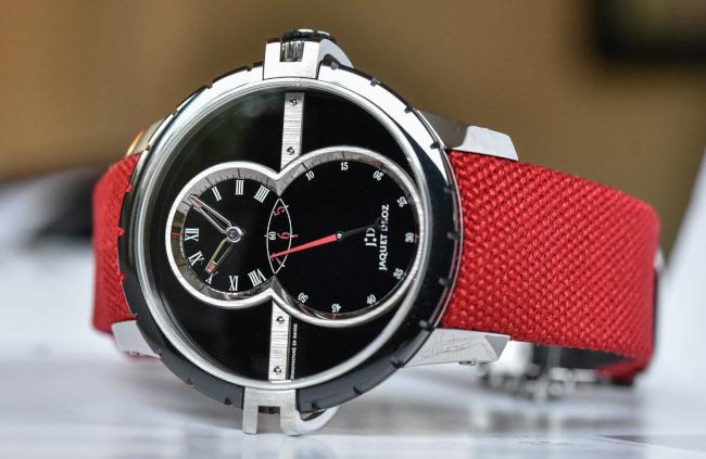 Jaquet Droz Grande SW Steel Ceramic luxury watch
