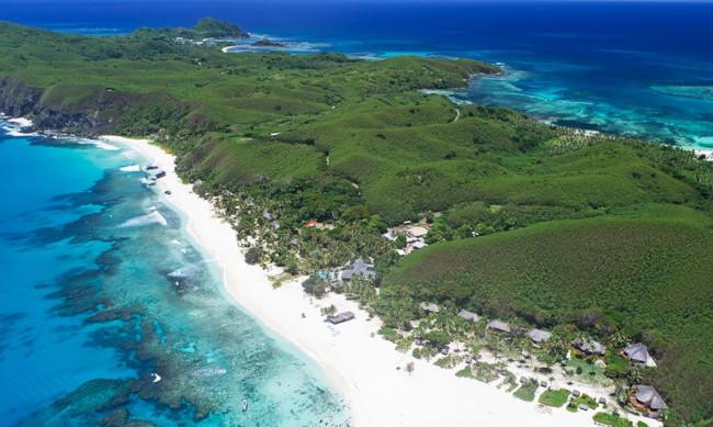 Yasawa Island Resort & Spa in Fiji