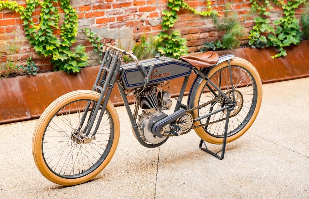 1913 Harley-Davidson 9B Single Cylinder Board Track Racer – For Sale at $50,000