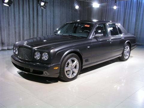 Bentley Arnage Silver. 2009 Bentley Arnage - luxury
