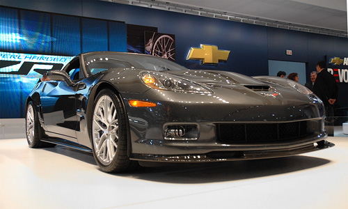 Corvette Zr1 2009. and