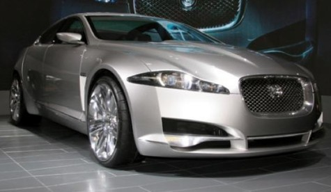 Jaguar Xf. the 2009 Jaguar XF,