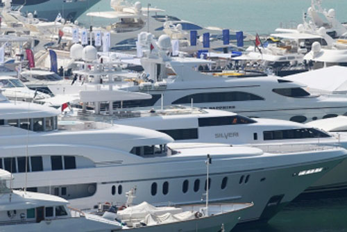 2011 Dubai International boat & yacht show