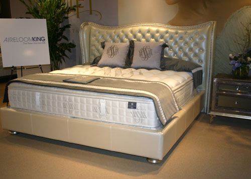 Aireloom King Mattress by E.S. Kluft