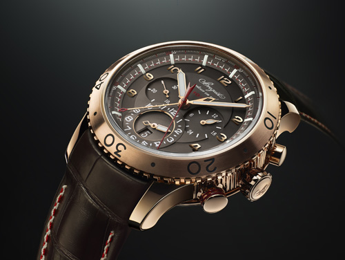 breguet type xxii 3880 rose gold chronograph luxury watch. Black Bedroom Furniture Sets. Home Design Ideas