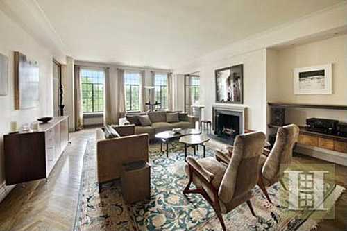 Bruce Willis luxury New York apartment