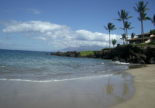 Chang's Beach Maui Hawaii