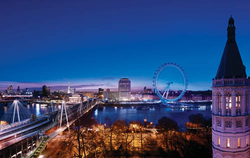 Corinthia London Hotel - Royal Penthouse view