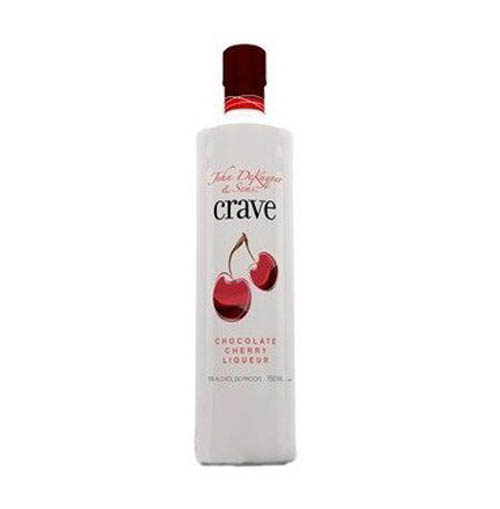 Crave Chocolate Cherry Liqueur