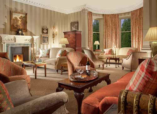 Luxury Cromlix Hotel Scotland Owned By Tennis Andy Murray
