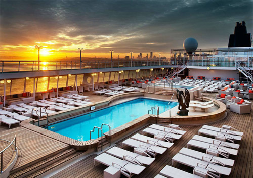 Crystal Cruises - luxury cruise