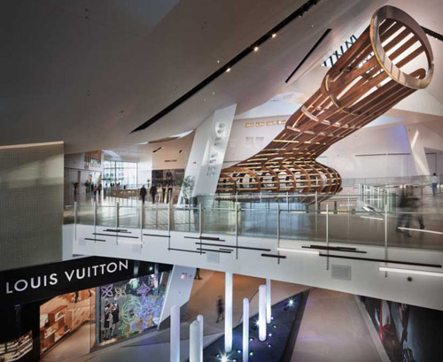 Crystals at CityCenter - Las Vegas luxury retail shopping