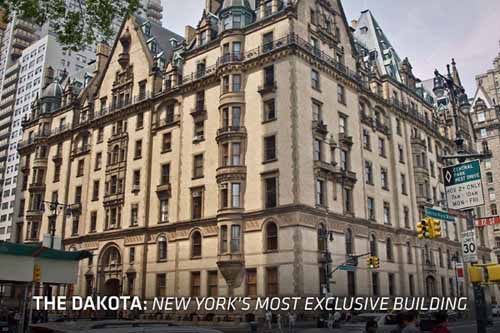 The Dakota - Manhattan New York building