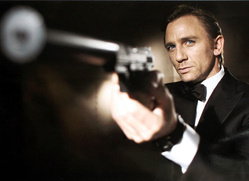 Daniel Craig - James Bond 007