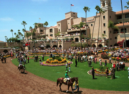 horse racing in del mar